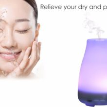 Cool Mist Humidifier | Dry Protect Ultrasonic